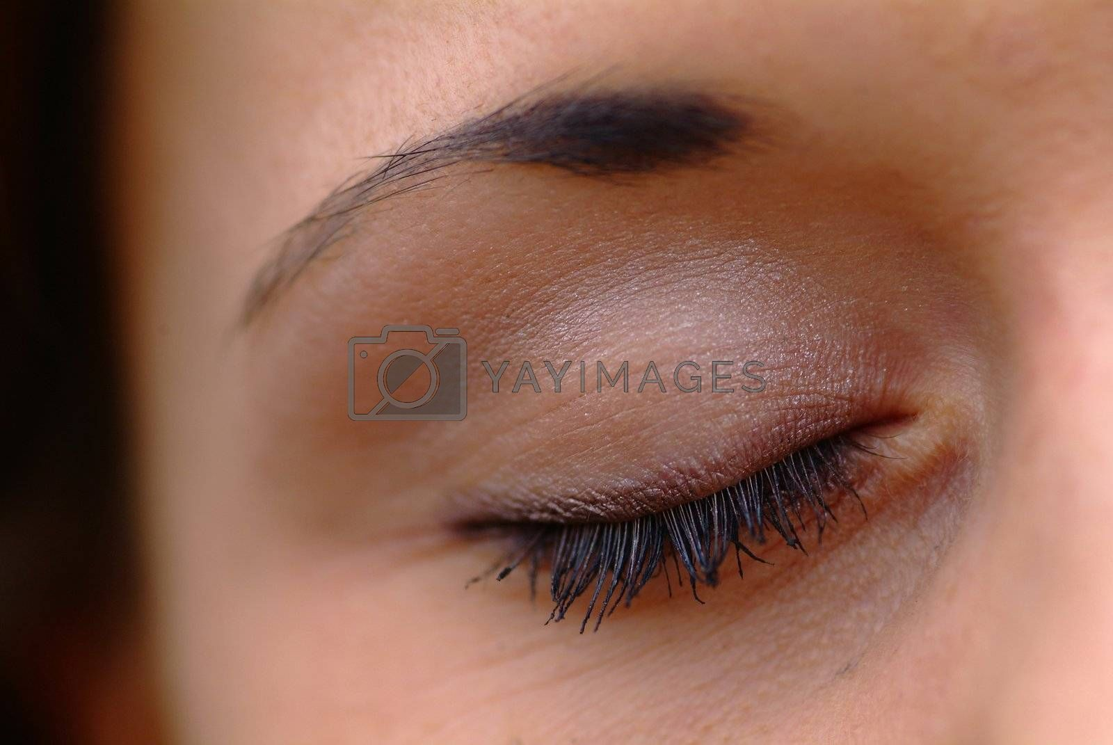 Auge frau | woman eye by fotofritz