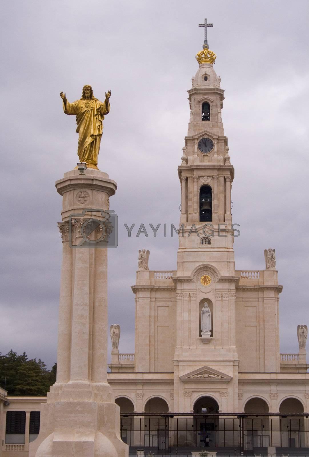 Tower of Fatima by PauloResende