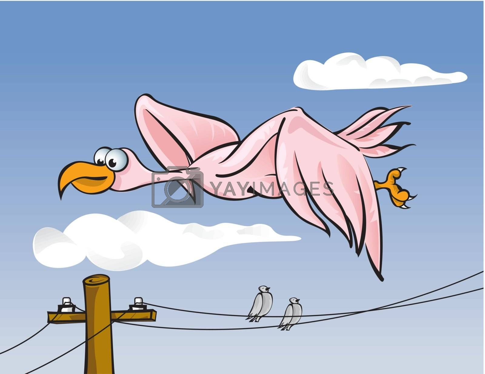 Big bird by PauloResende
