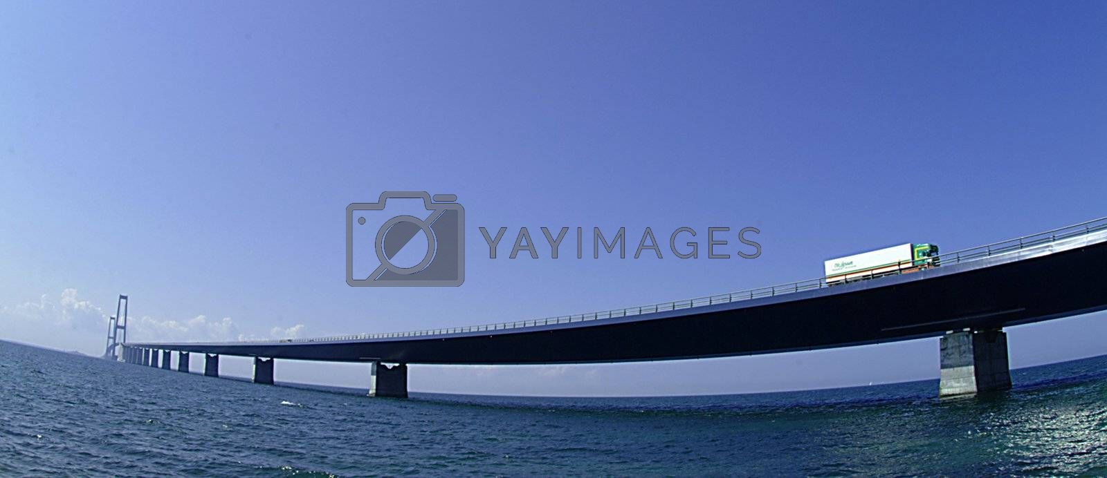 bridge over sea