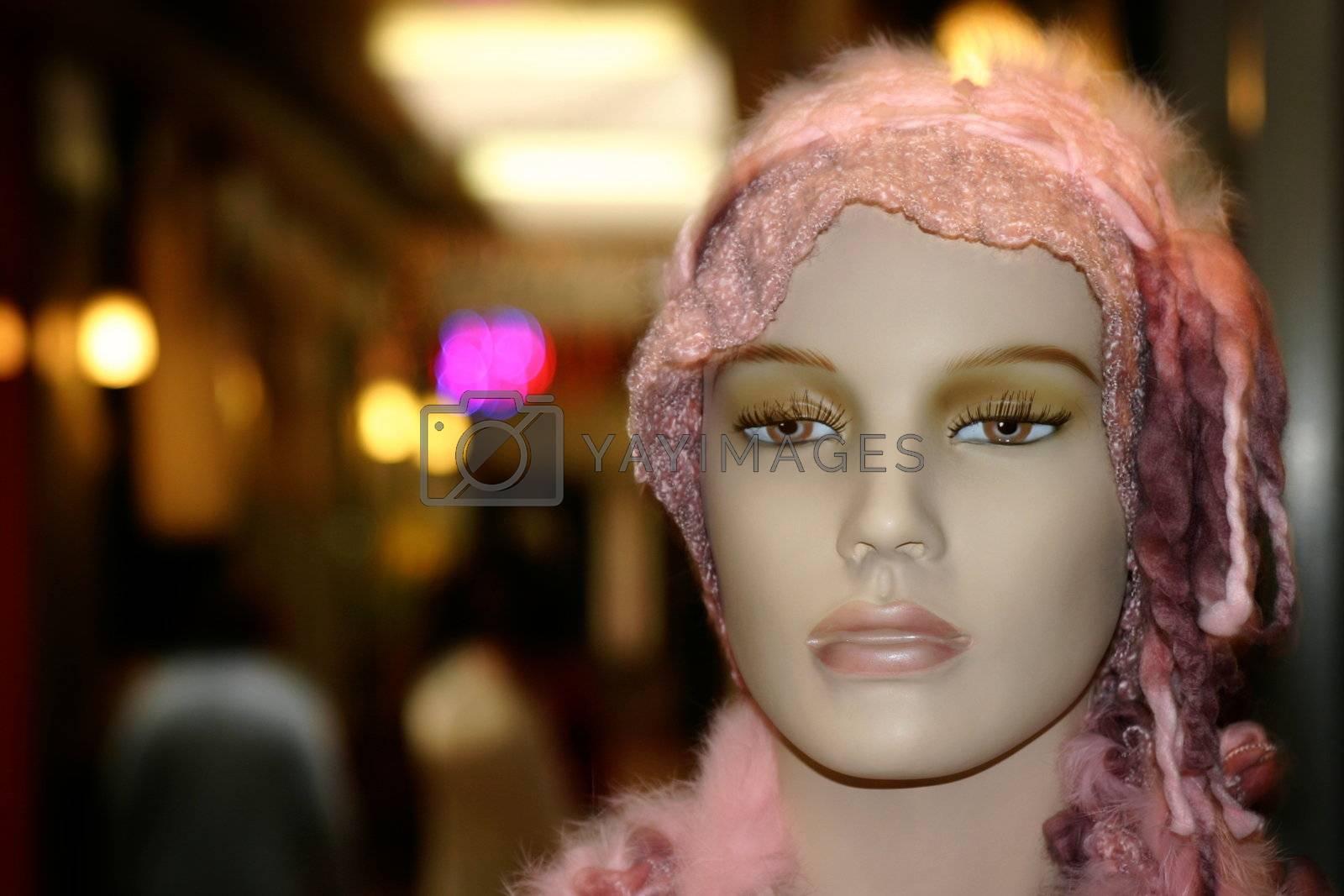 Shopping Girl by hlehnerer