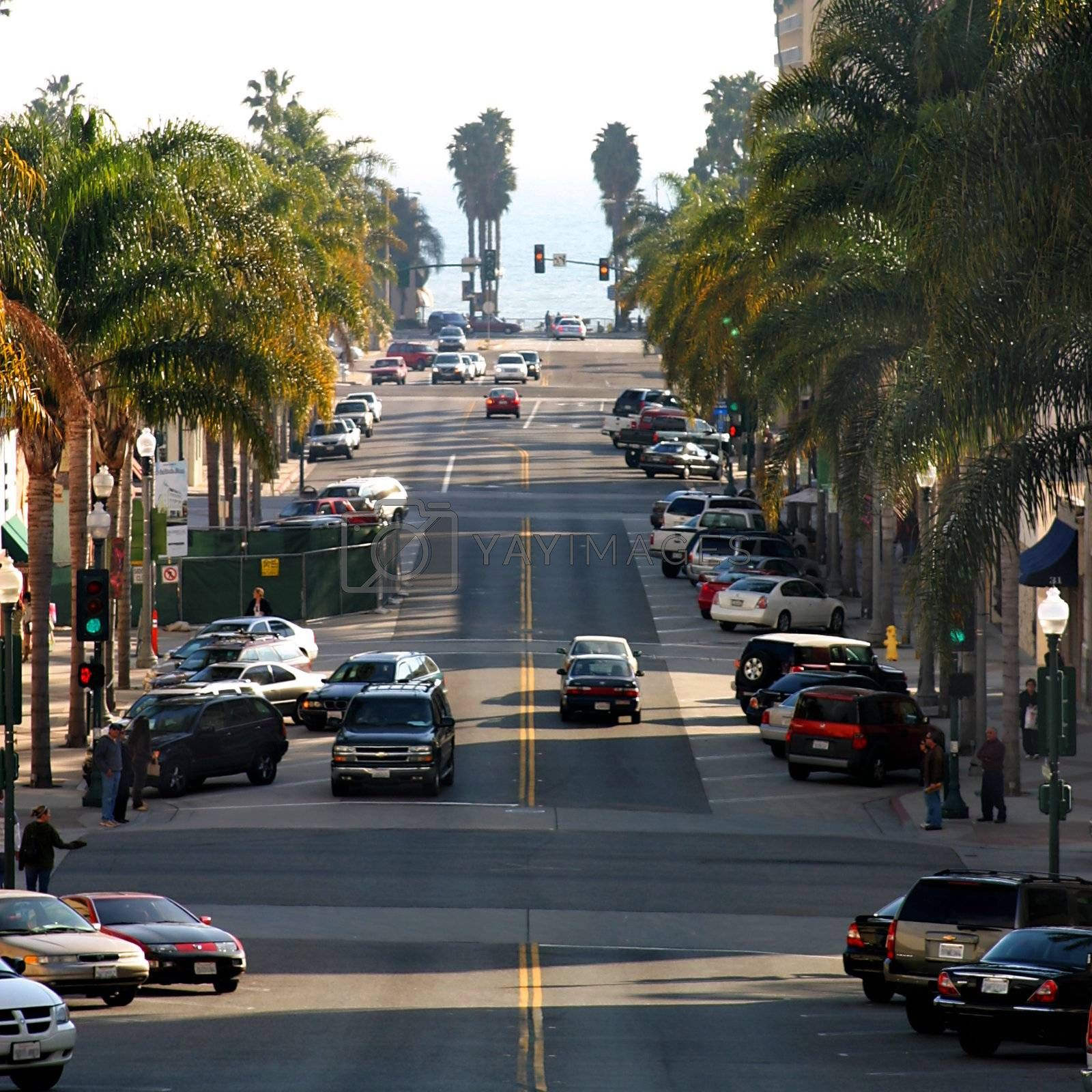California Street by hlehnerer