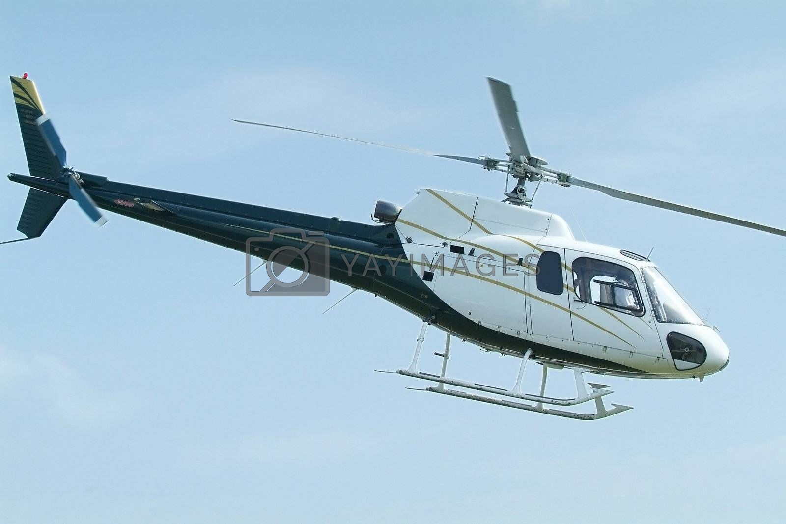 Small passenger helicopter by epixx