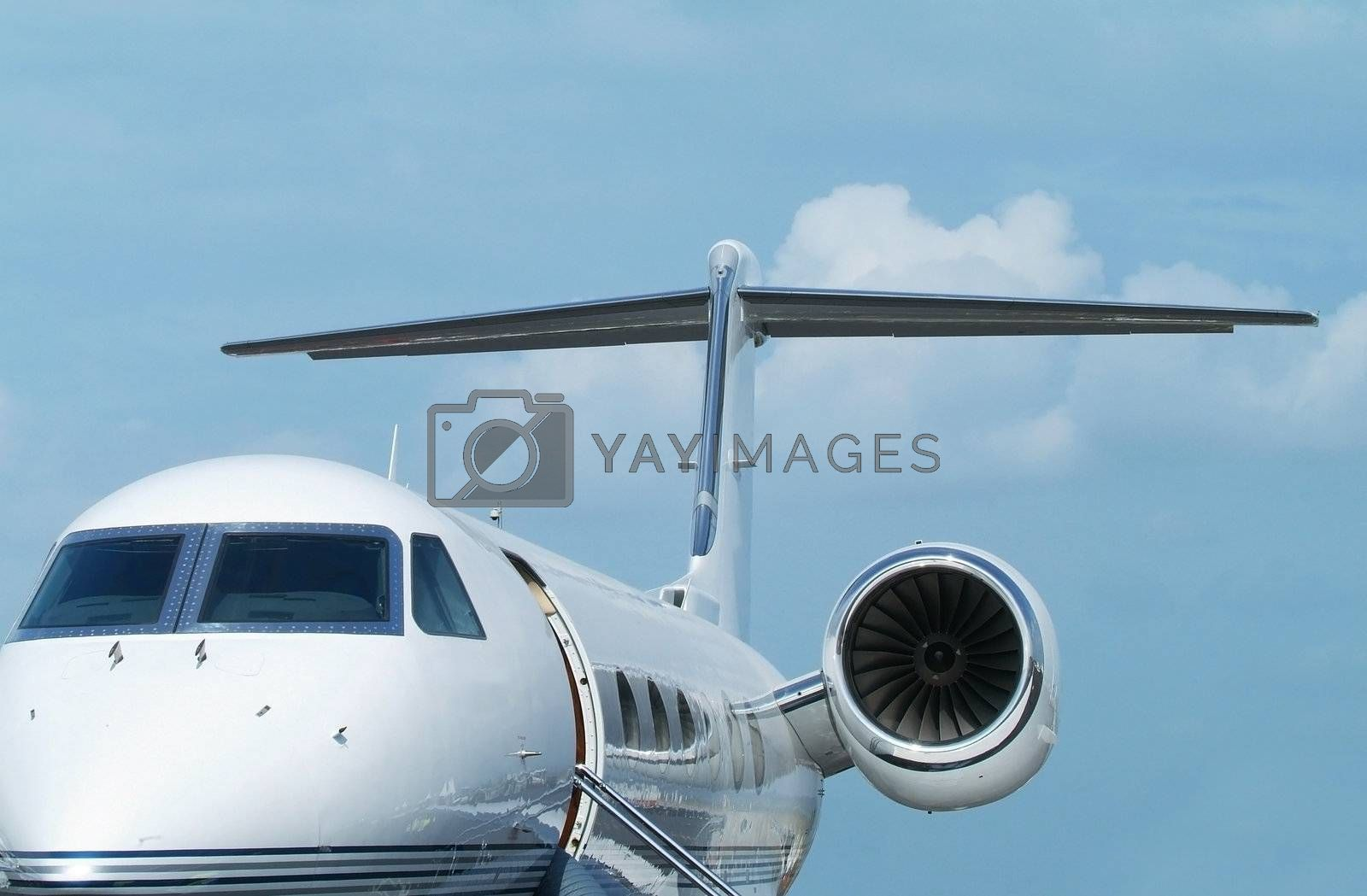 Executive jet aircraft by epixx