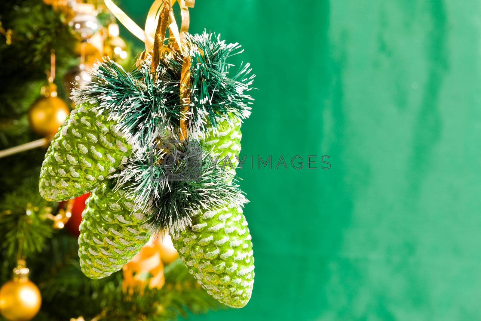 Christmas decoration by agg