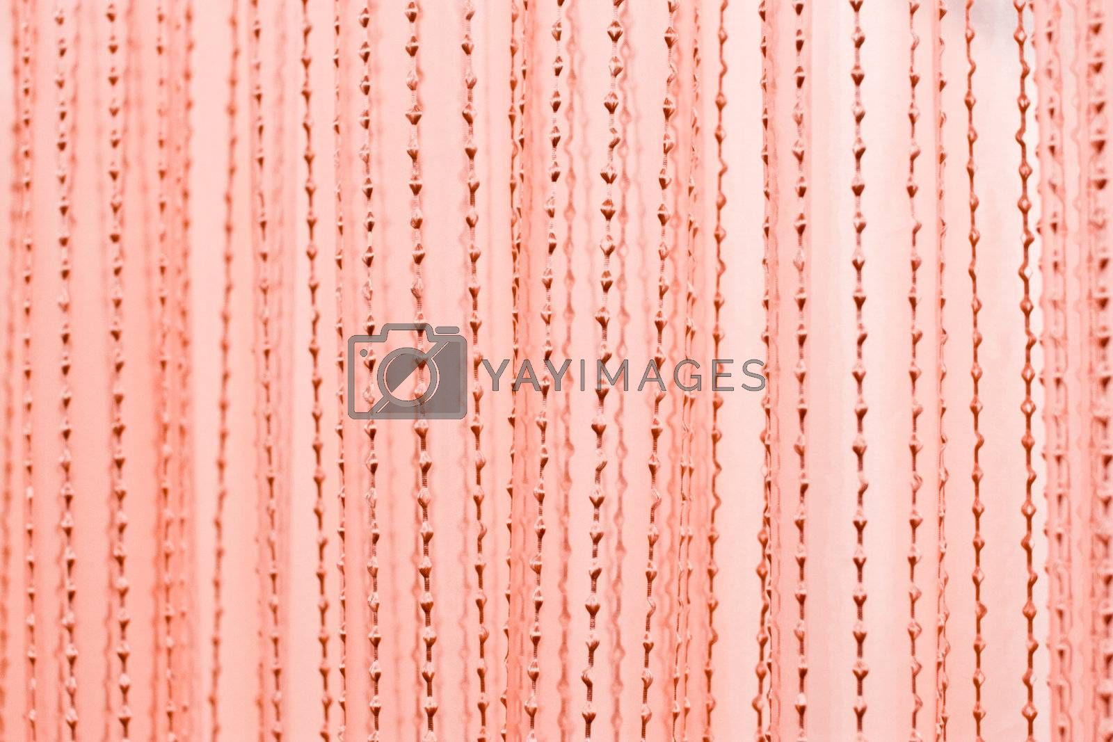 Christmas or Valentine pink textile pattern for background