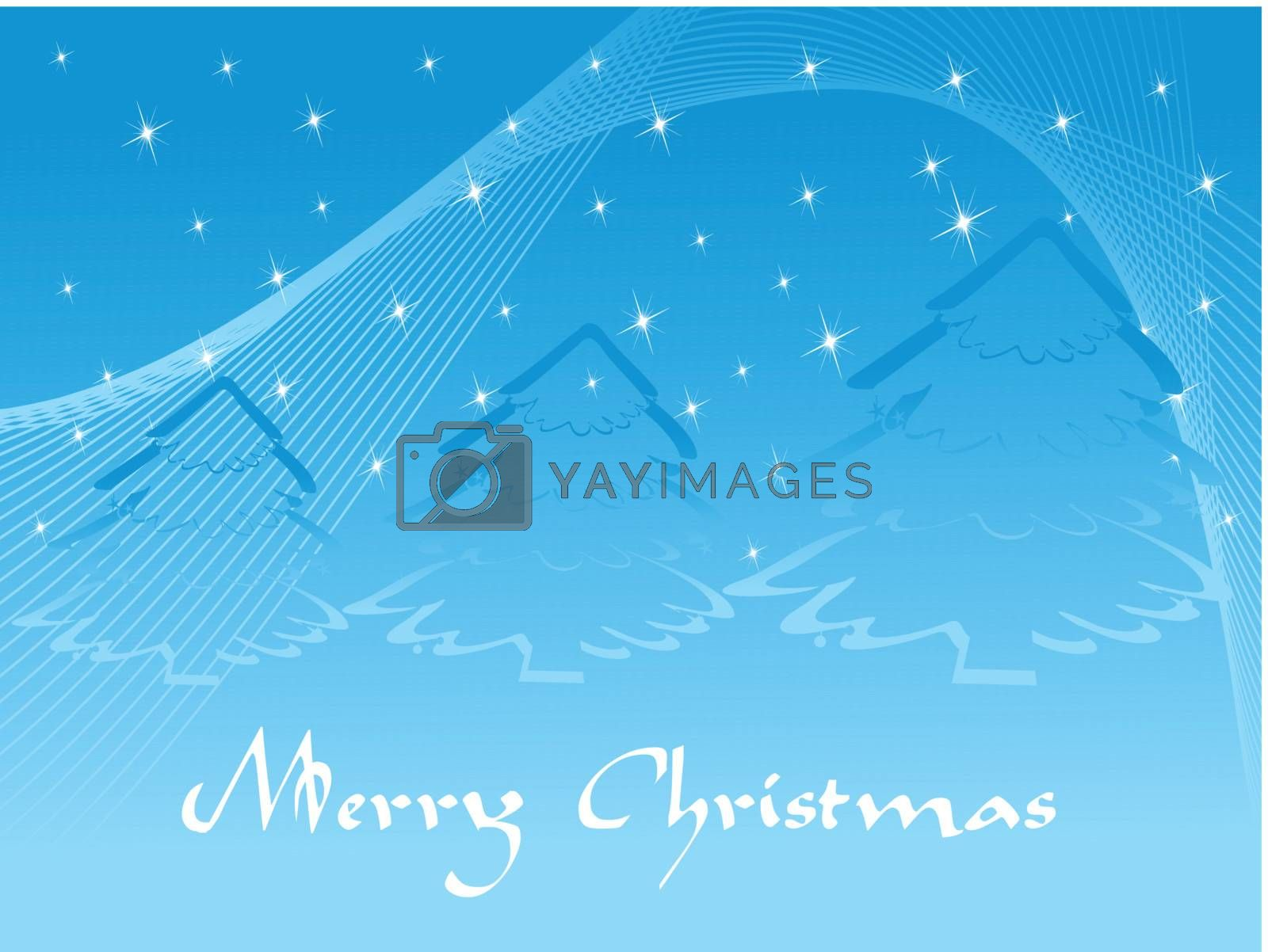 snowflake background, vector illustration