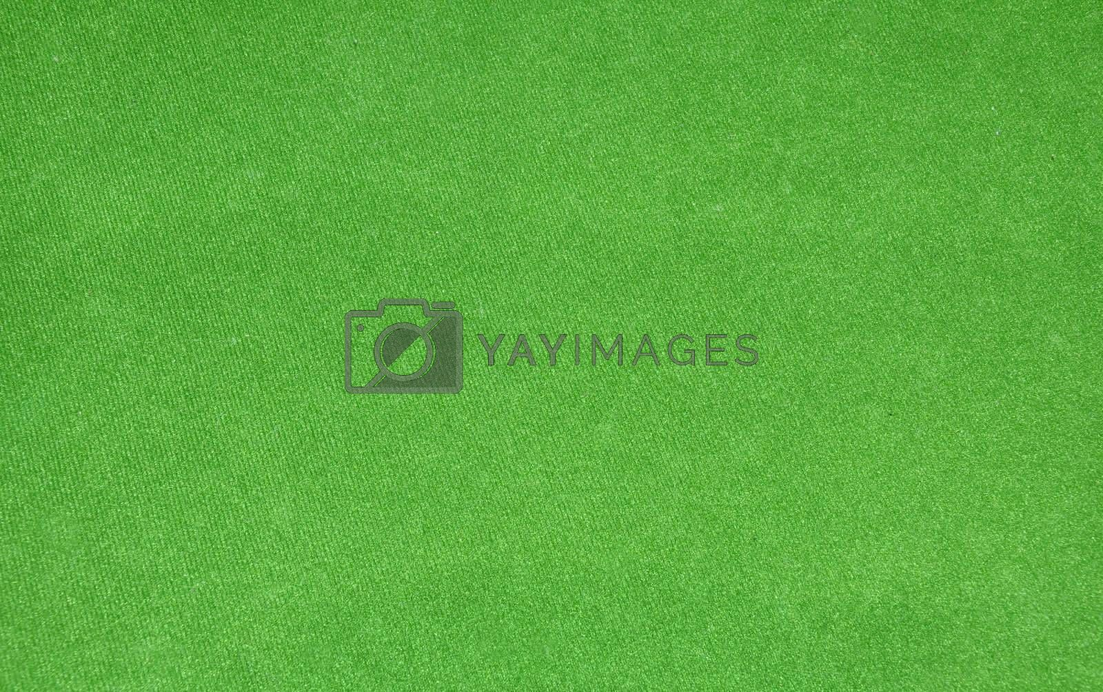 Royalty free image of sold green pool table by cfarmer