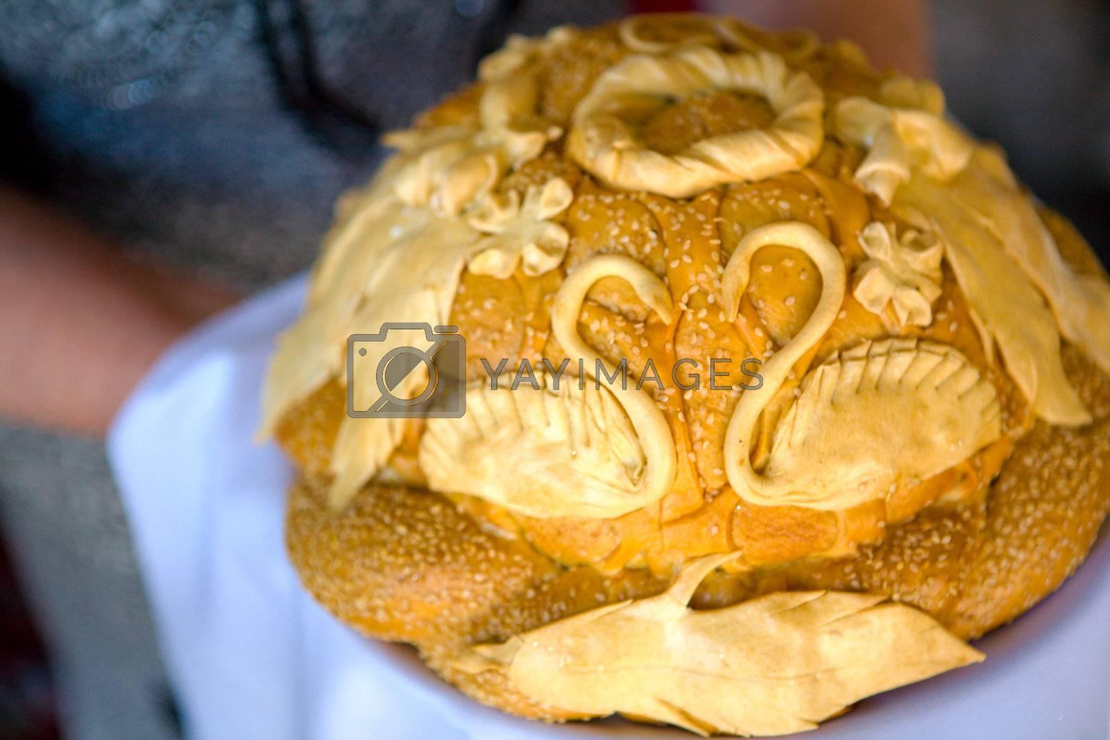 round loaf by olga_sweet