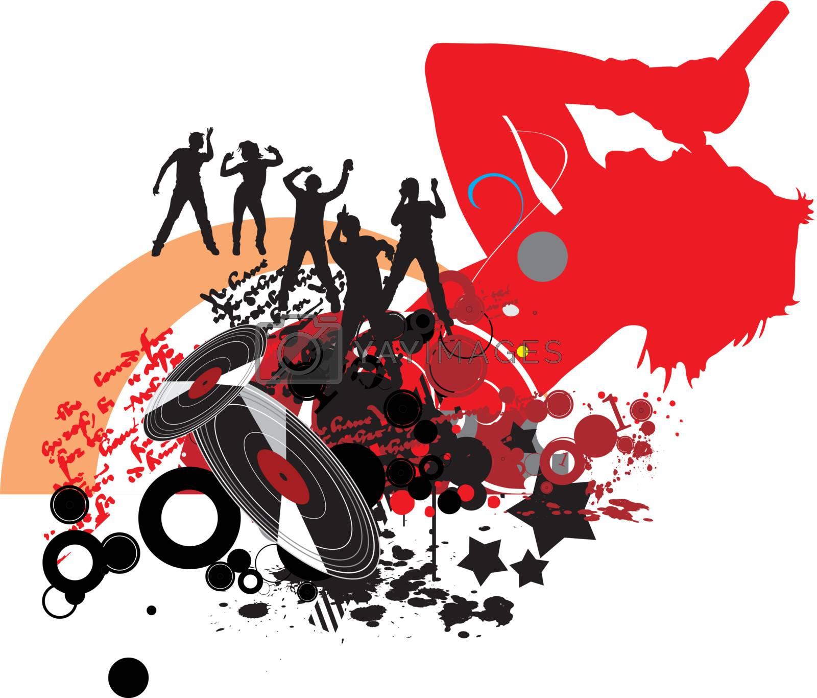 youth party by zabudailo