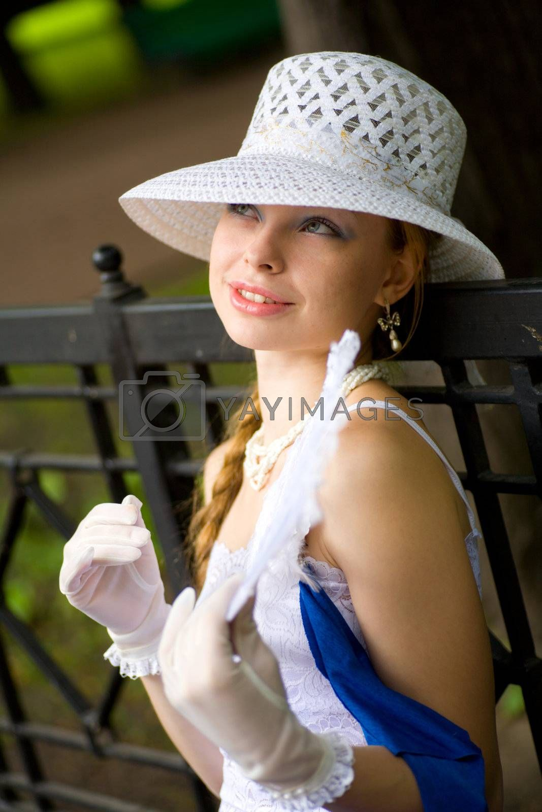 Young lady by olga_sweet