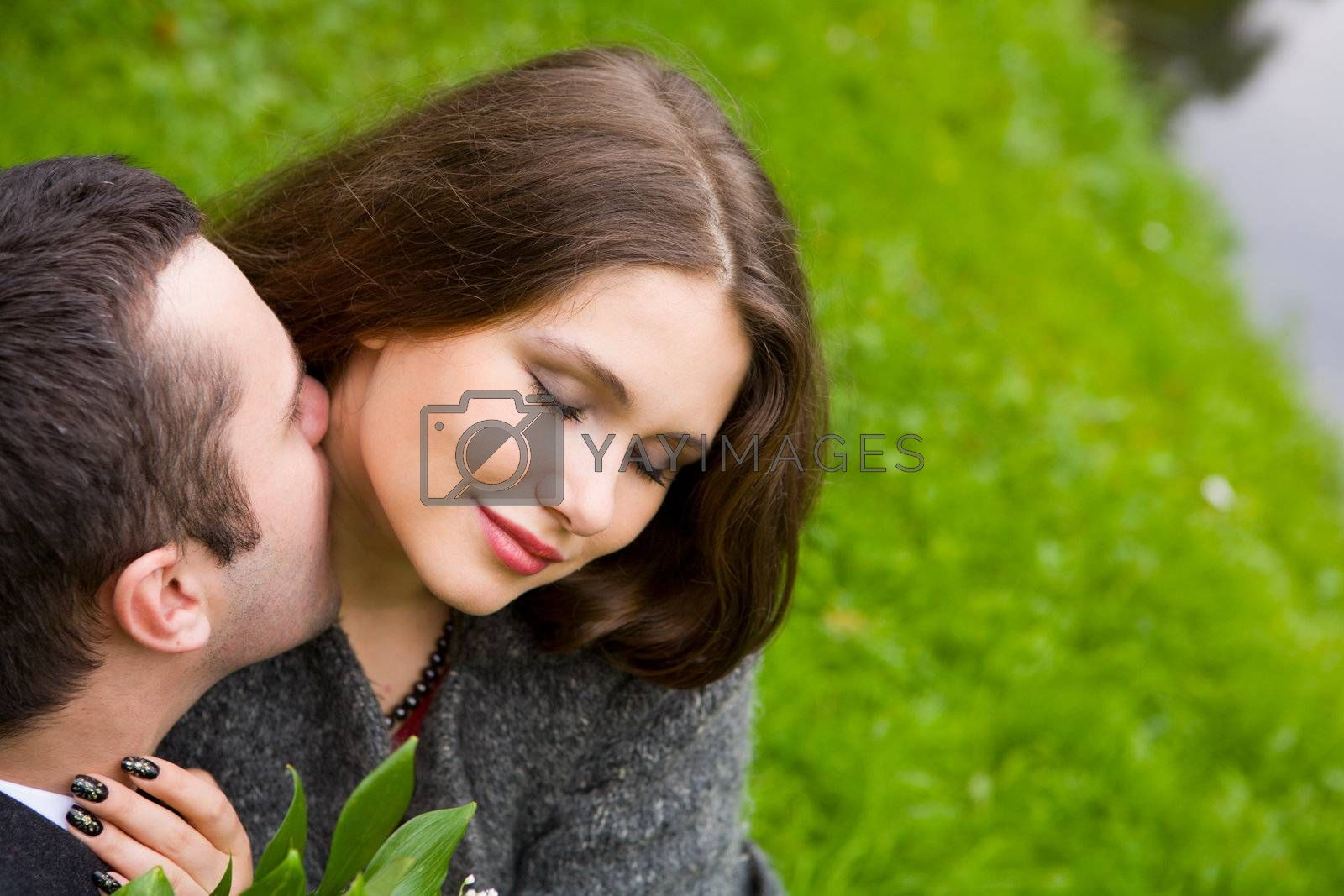Young couple by olga_sweet
