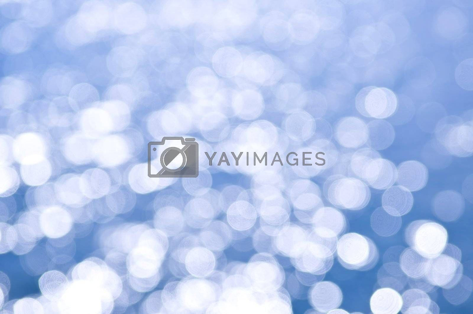 Blue and white background by elenathewise