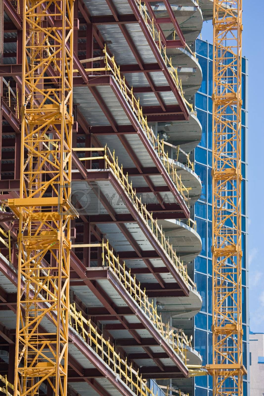 Royalty free image of under construction by agg