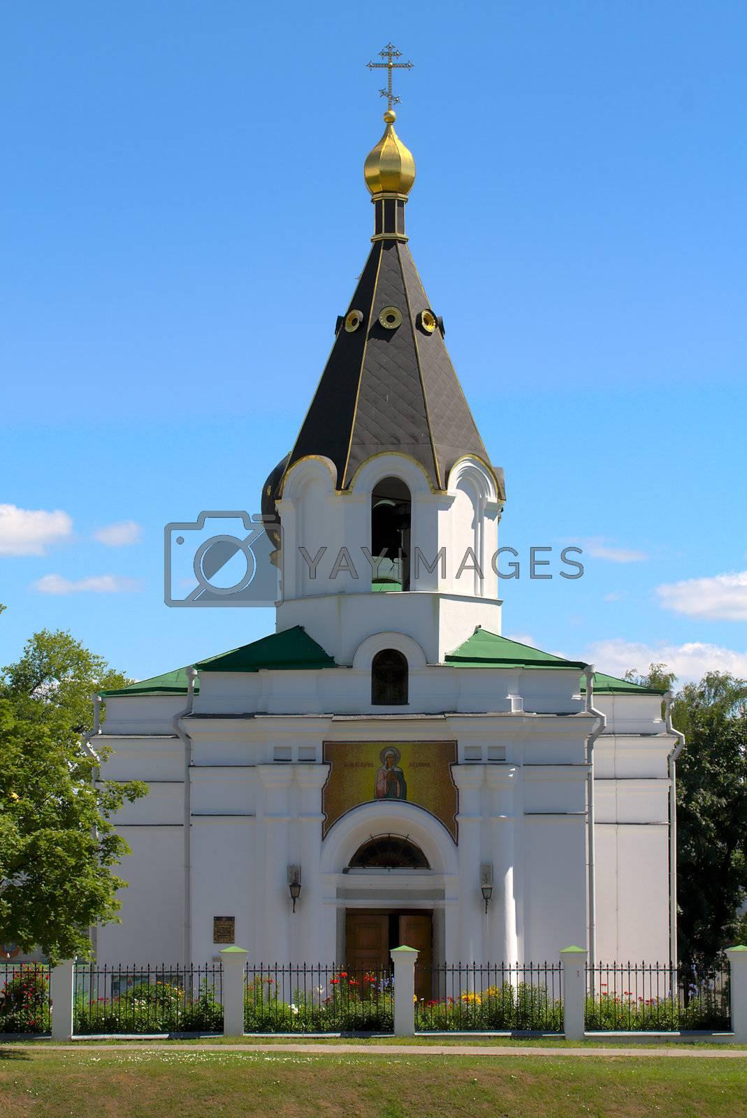 saint Maria-Magdalina church by Alekcey
