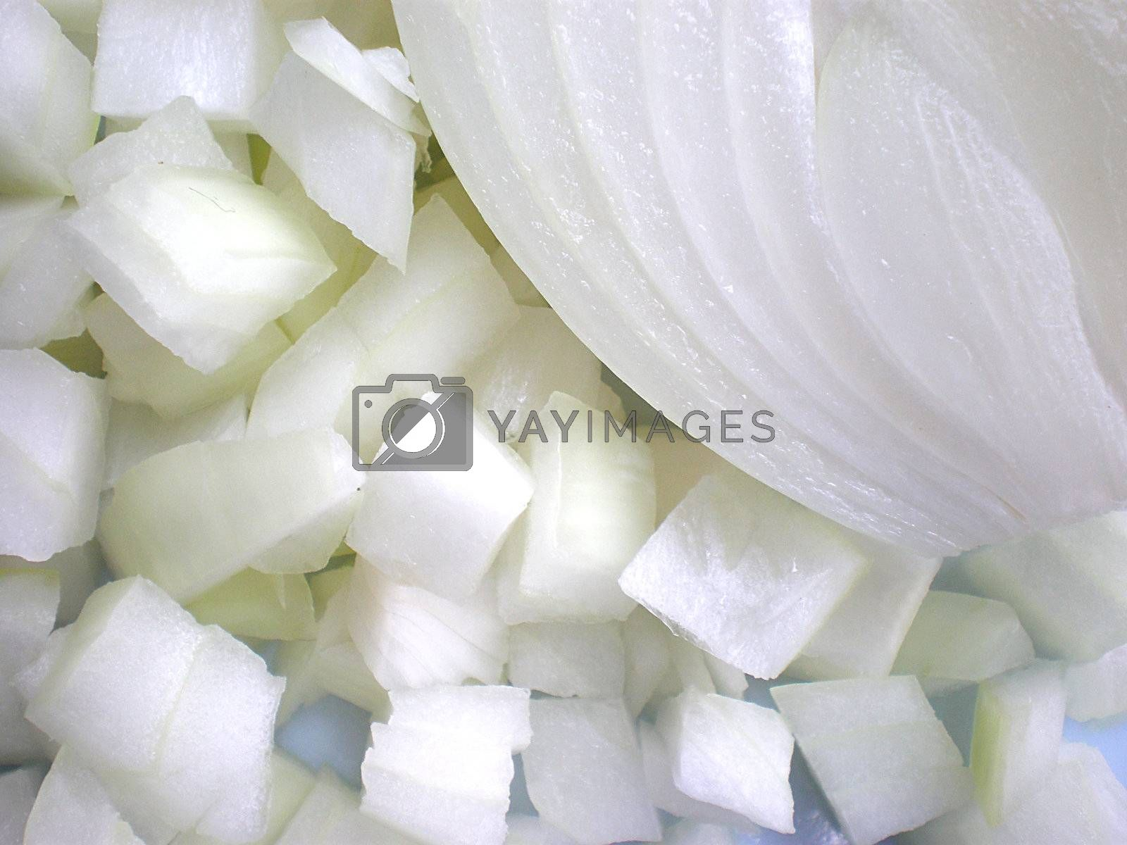 Royalty free image of onion by Dessie_bg