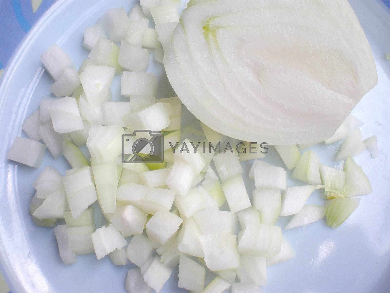 Royalty free image of onion by Dessie_bg