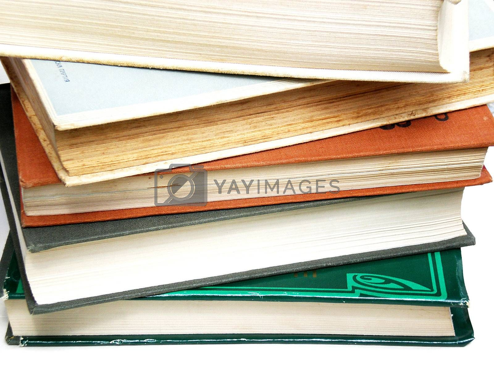 Royalty free image of books by Dessie_bg