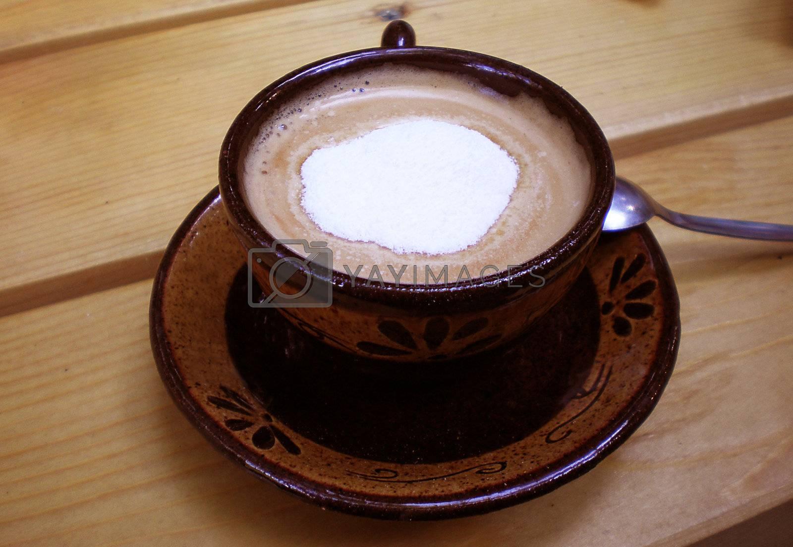 Royalty free image of coffee by Dessie_bg