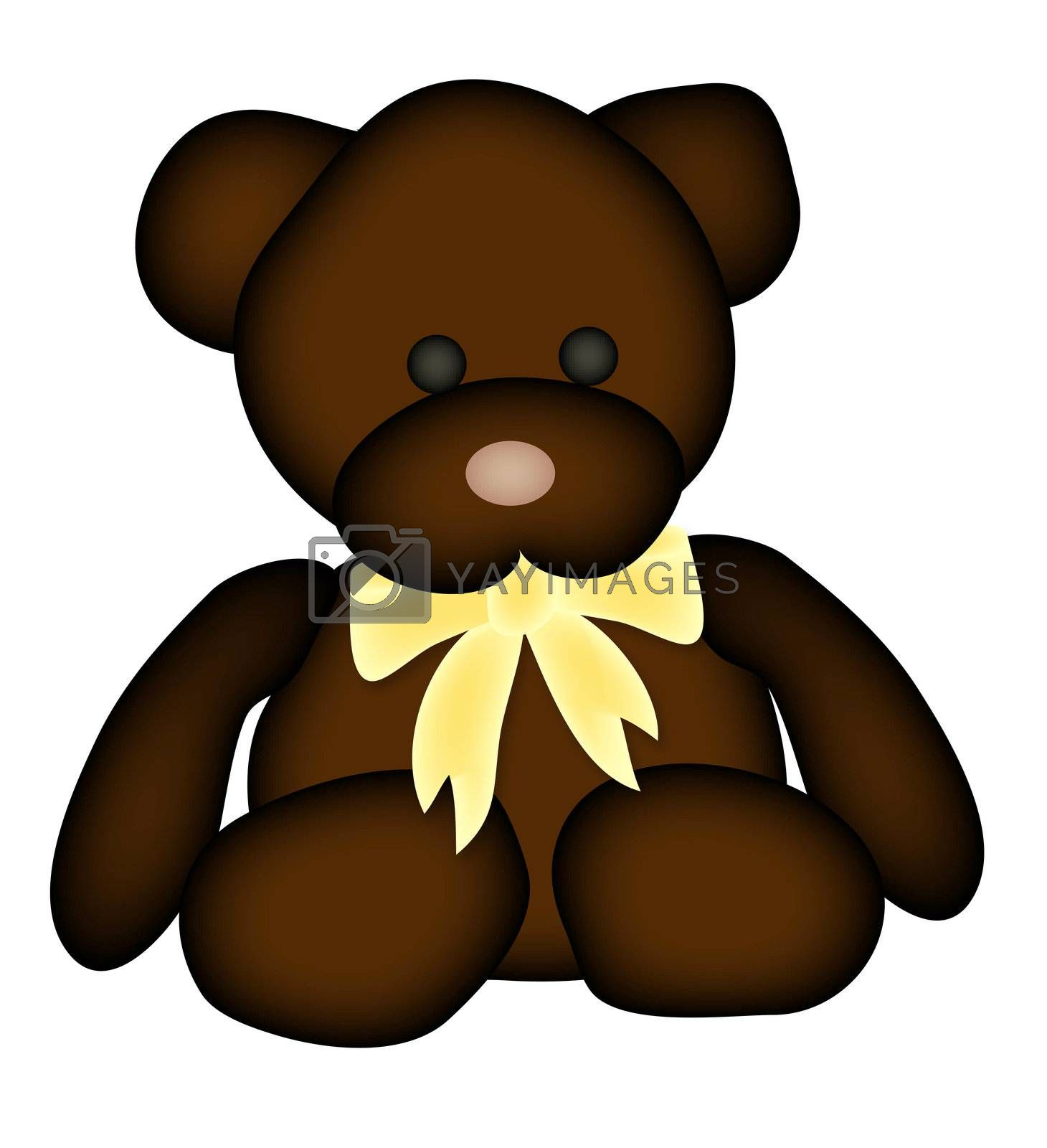 Teddy Bear by srnicholl