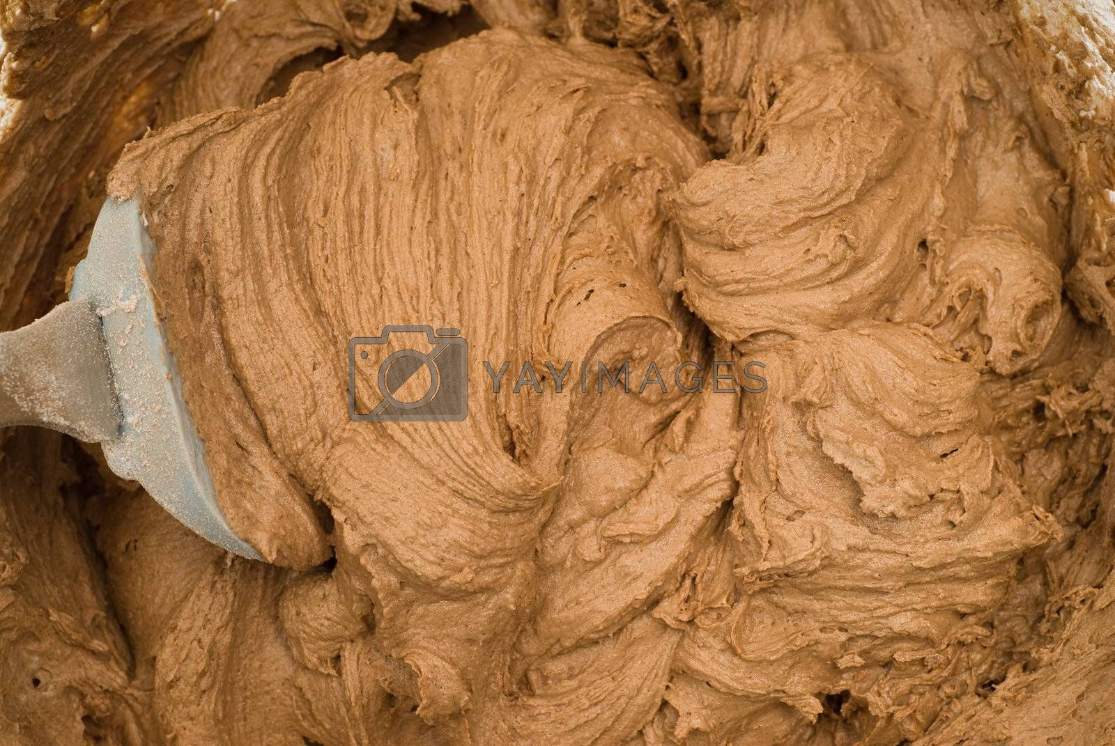 Royalty free image of Cookie Batter by dragon_fang
