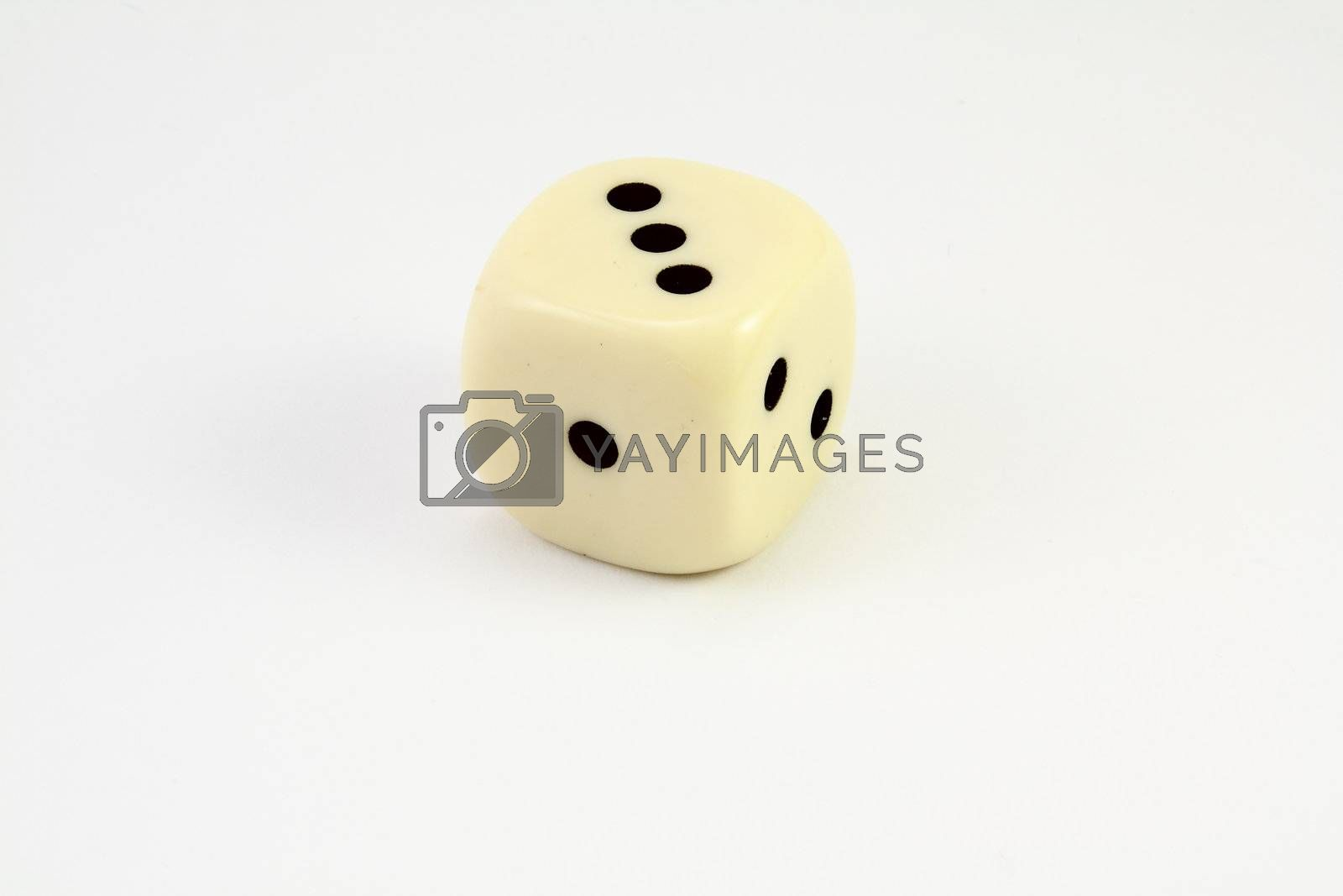 Royalty free image of Dice by Jova