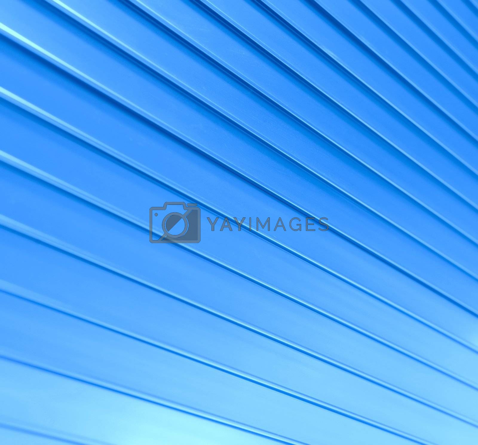 Royalty free image of blue diagonal lines by Astroid