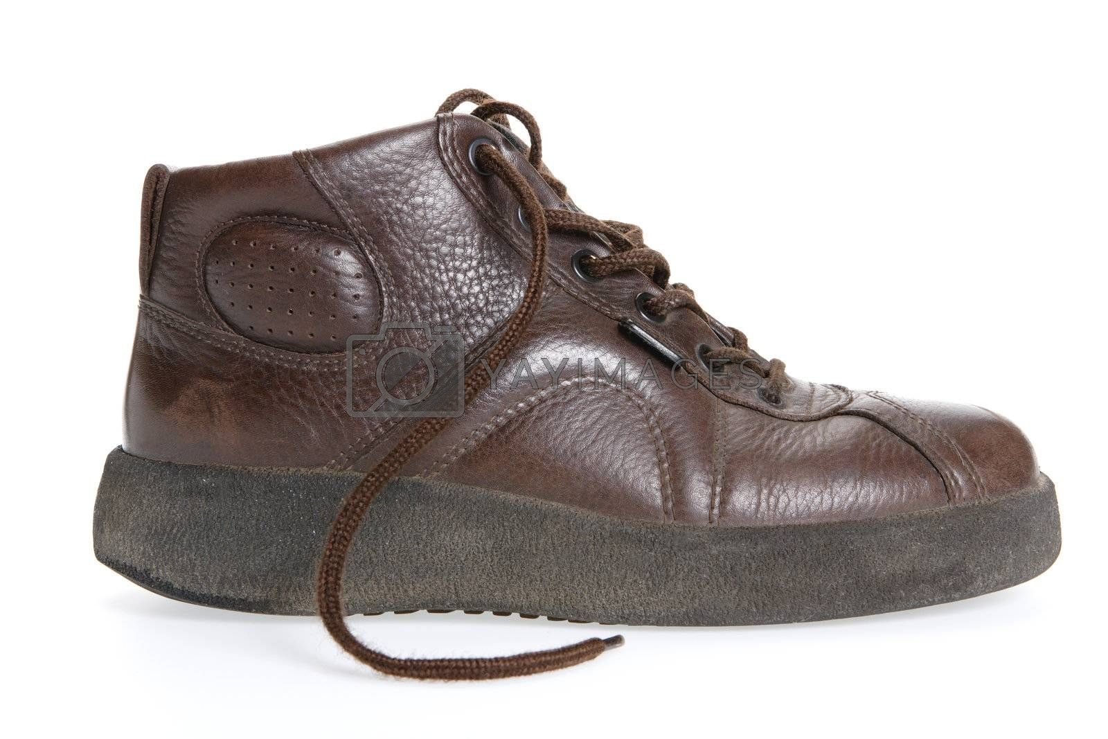 Royalty free image of Old Shoe by Astroid