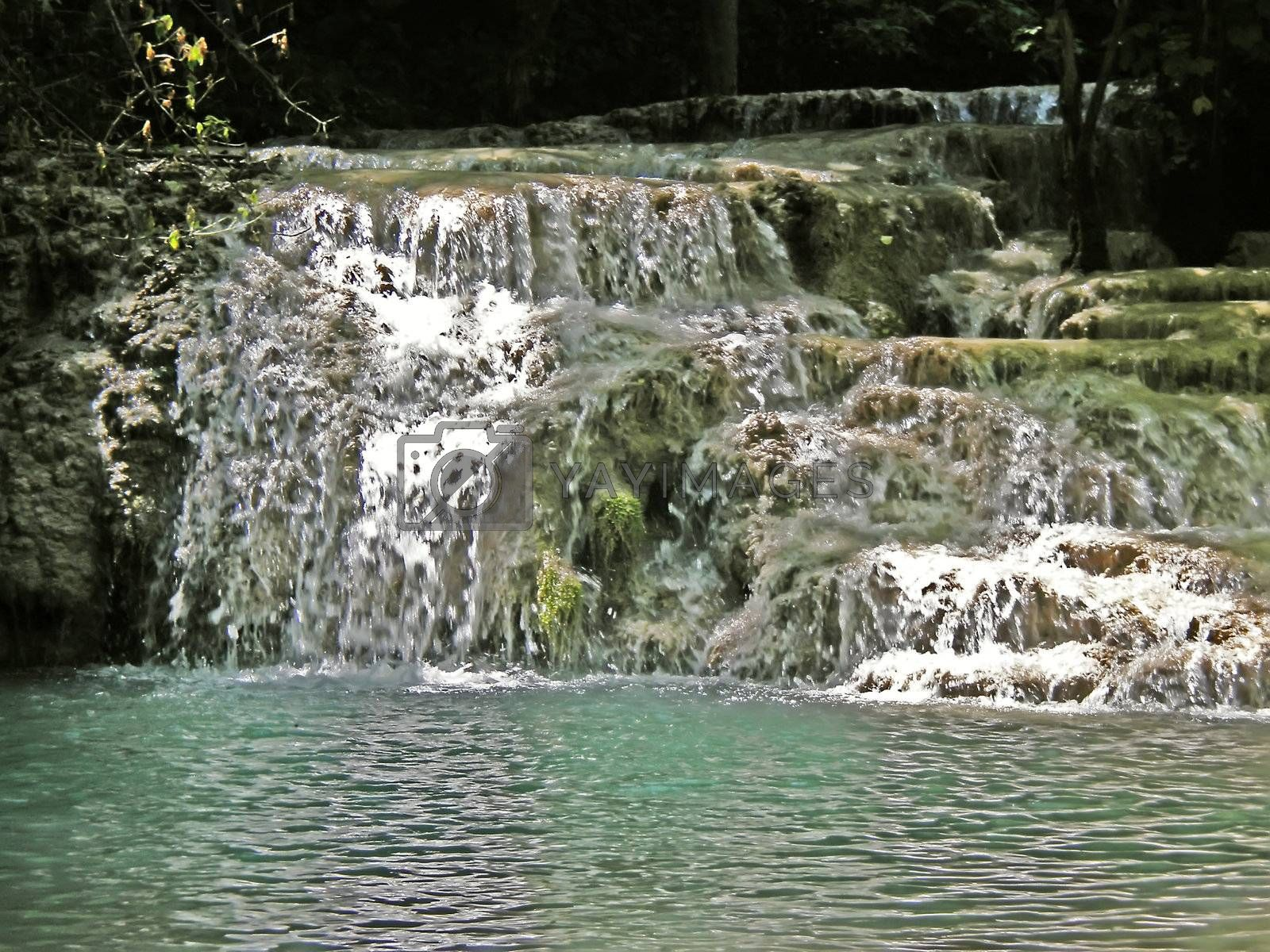 waterfall by Dessie_bg