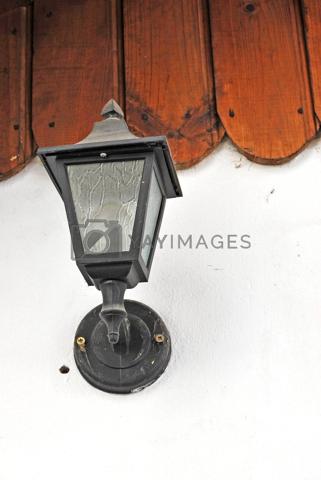 Royalty free image of lamp by Dessie_bg