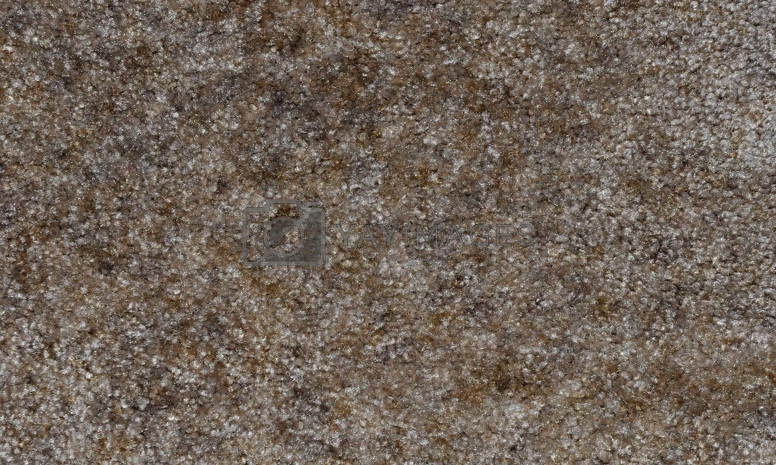 Royalty free image of brown carpet abstract by cfarmer