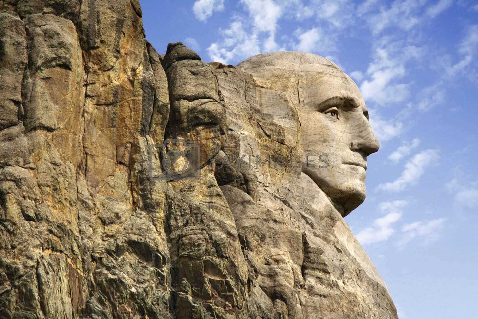 George Washington. by iofoto