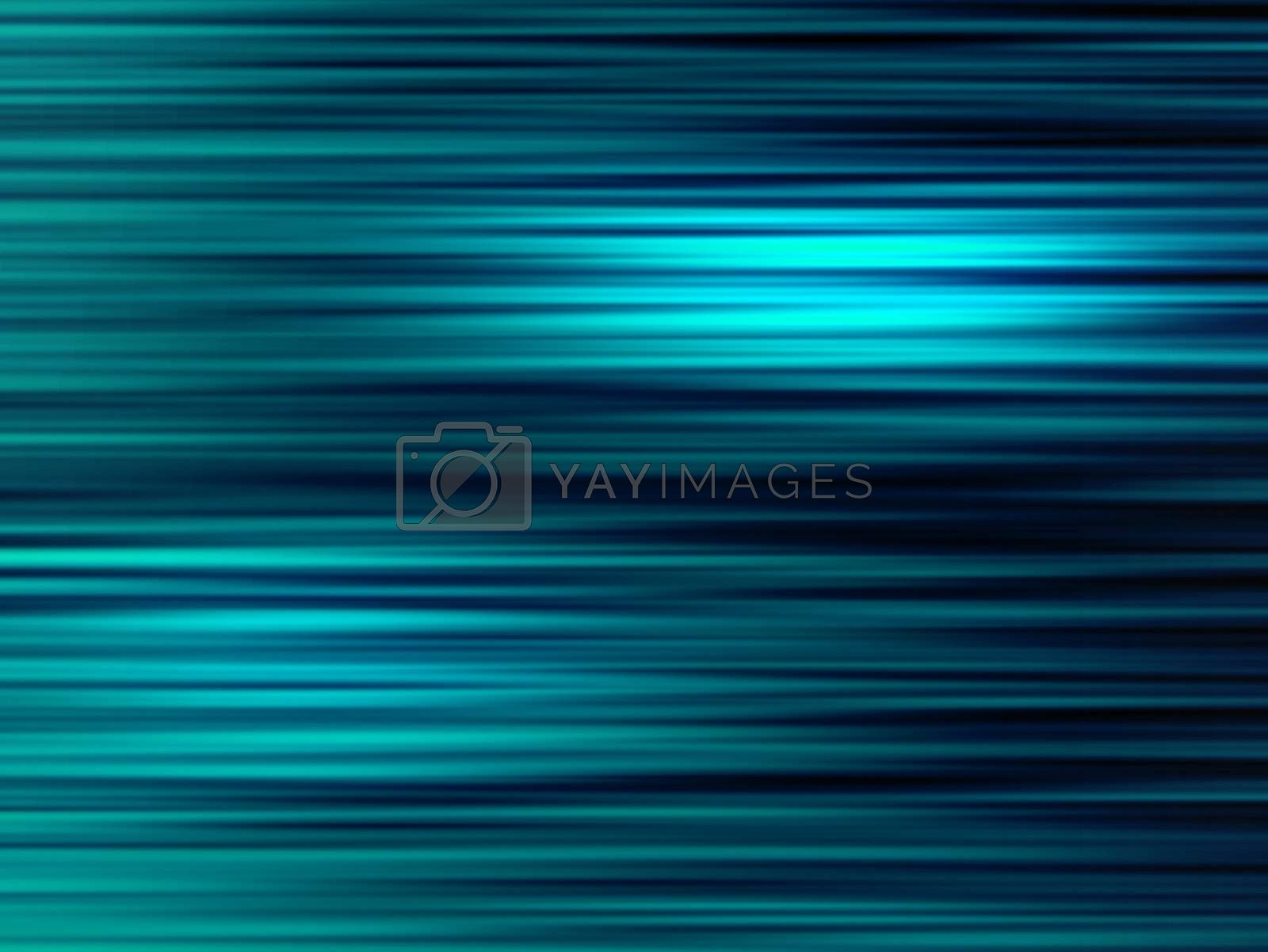 Blue and black texture, computer generated image