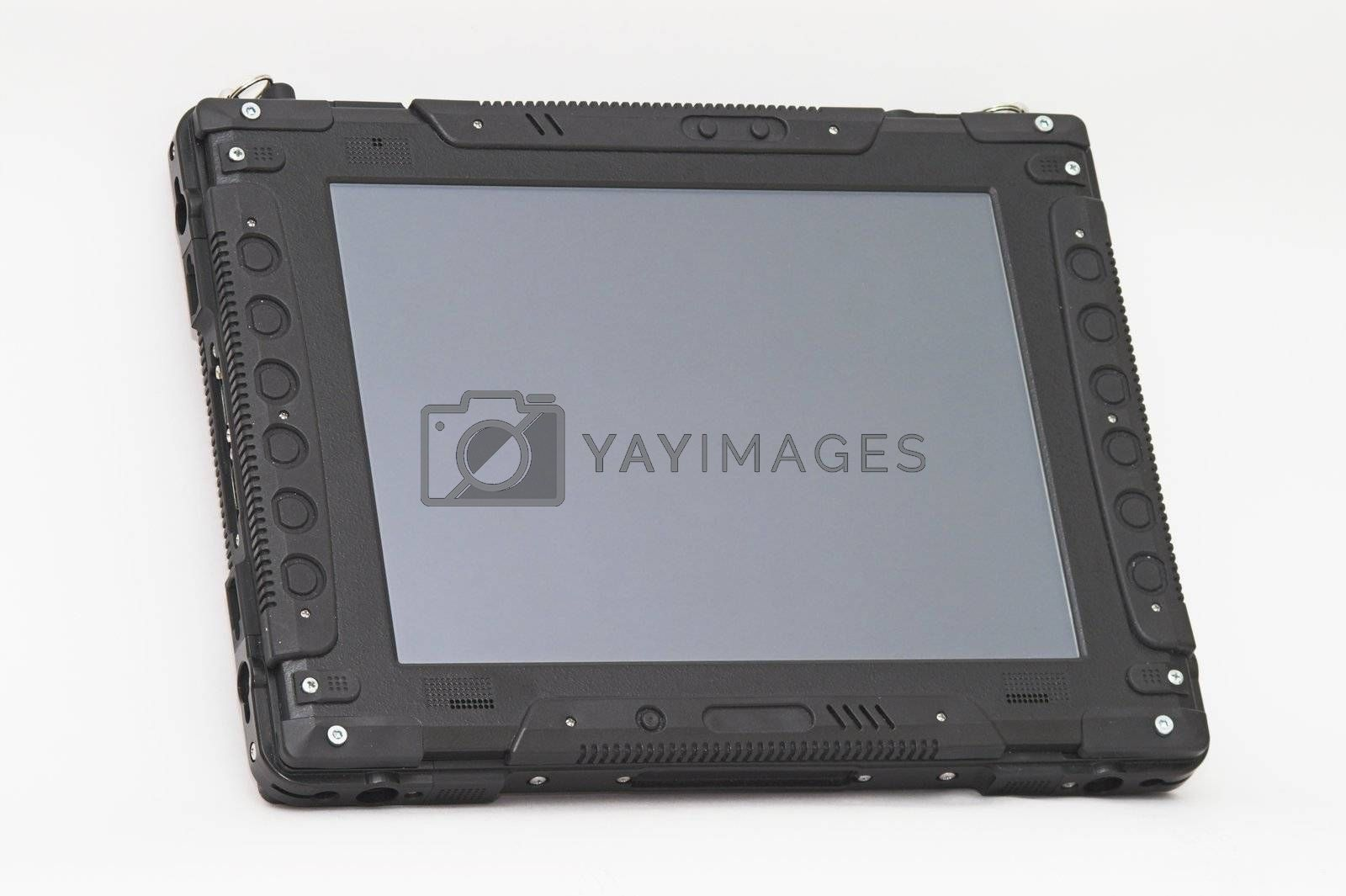 Robust Industrial Computer for rugged environment