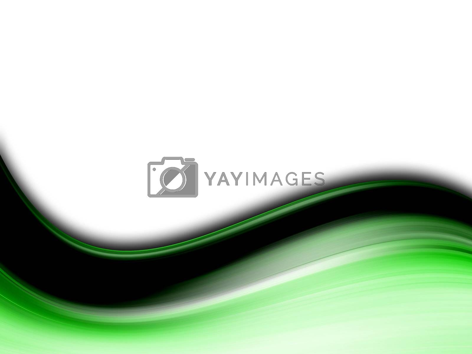 effect light background, abstract wave