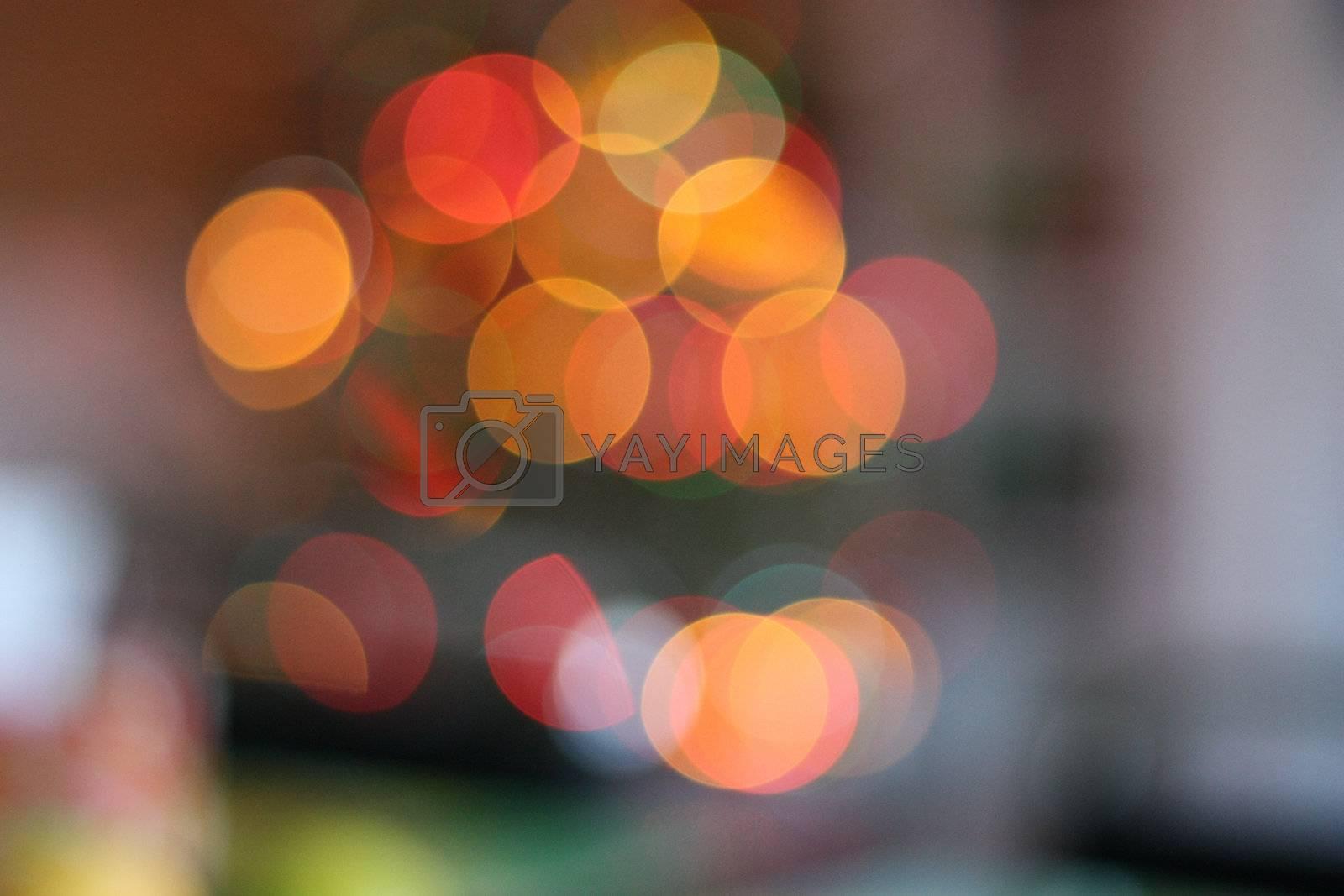 Royalty free image of Christmas Tree  by toliknik