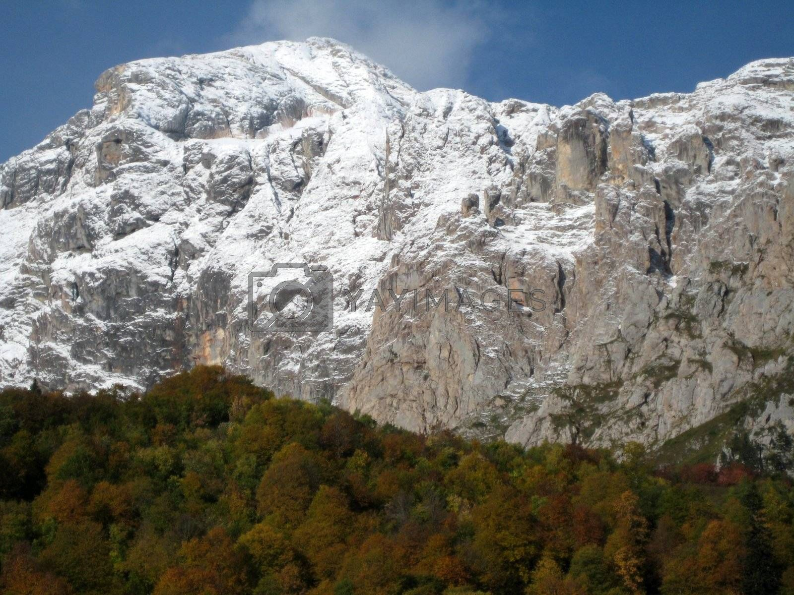 Royalty free image of Mountains by Viktoha