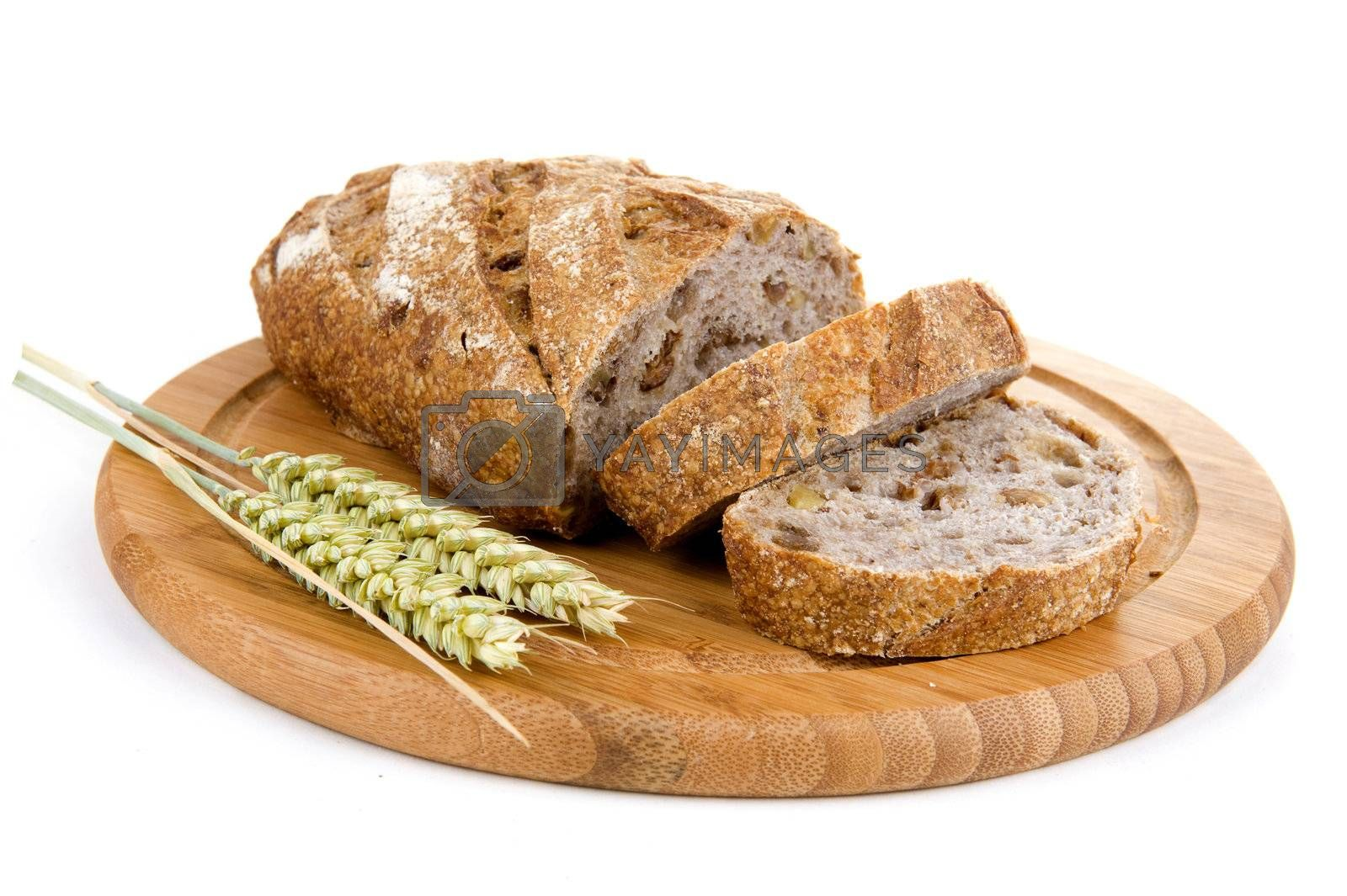 Royalty free image of bread by Gabees