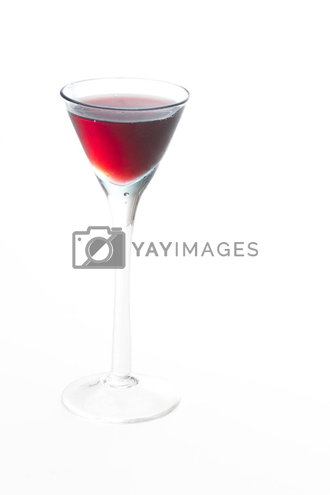 Royalty free image of Red wine by mypstudio