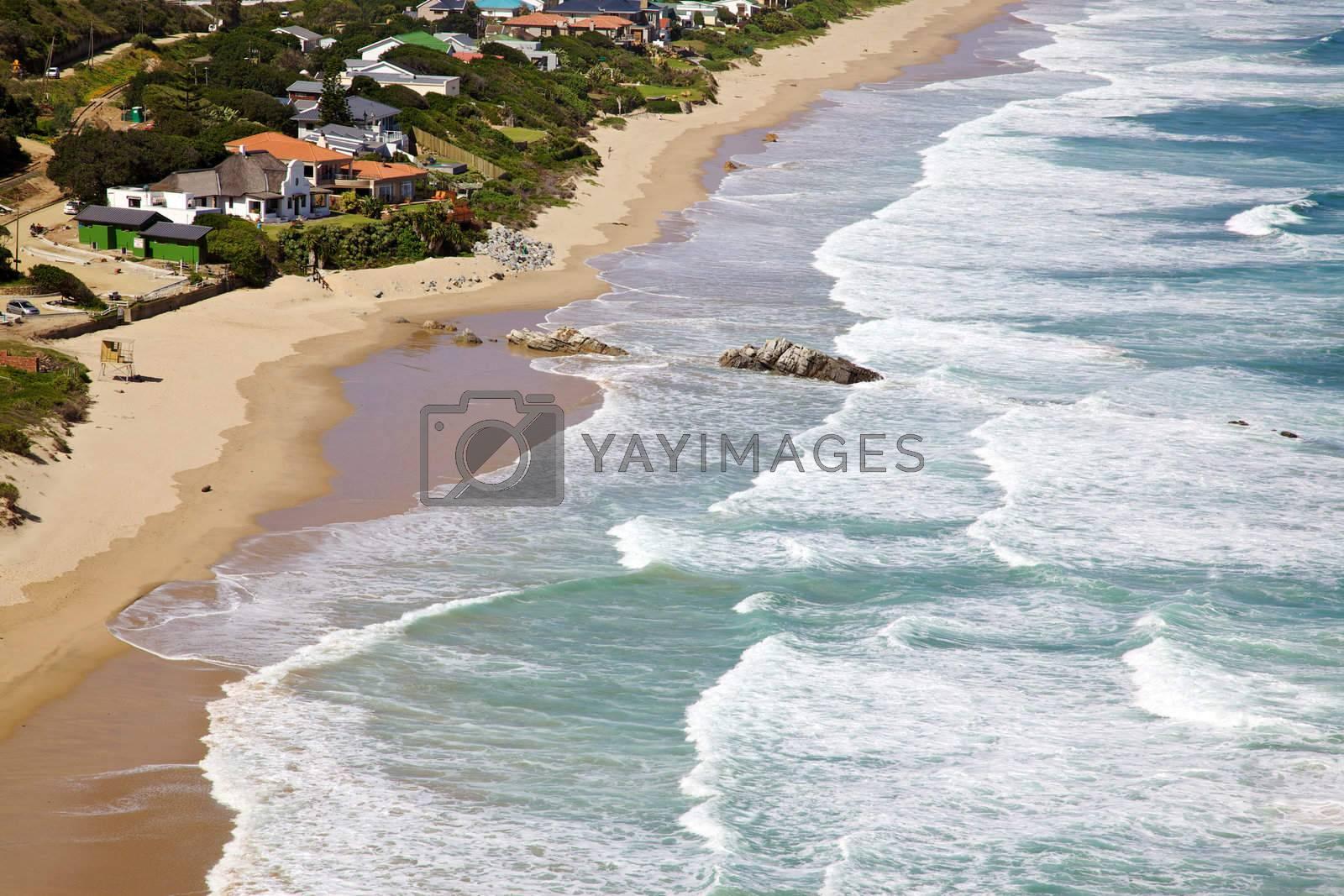 Royalty free image of Wilderness Beach by zambezi