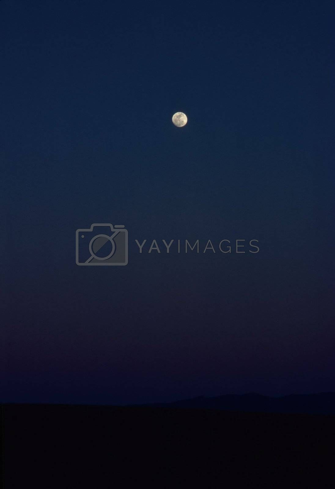 Royalty free image of Fullmoon by jol66