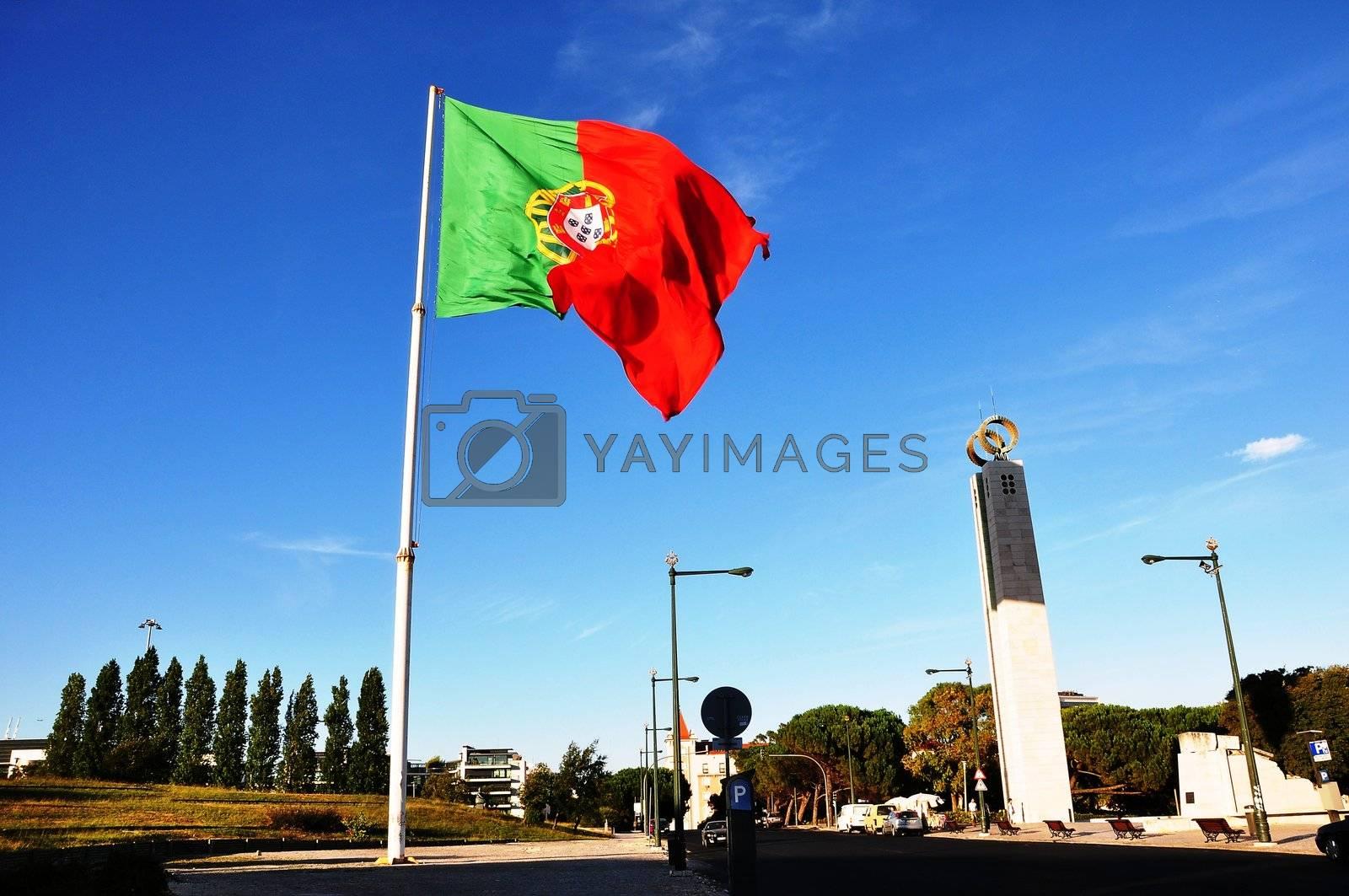 Royalty free image of Лиссабон, Португалия by vas25
