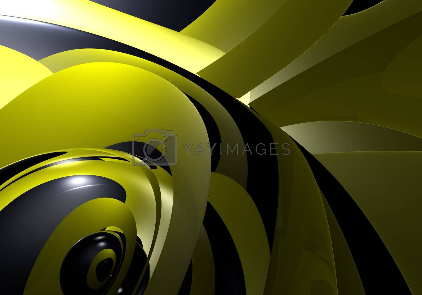 Abstract Background Design by Trusty