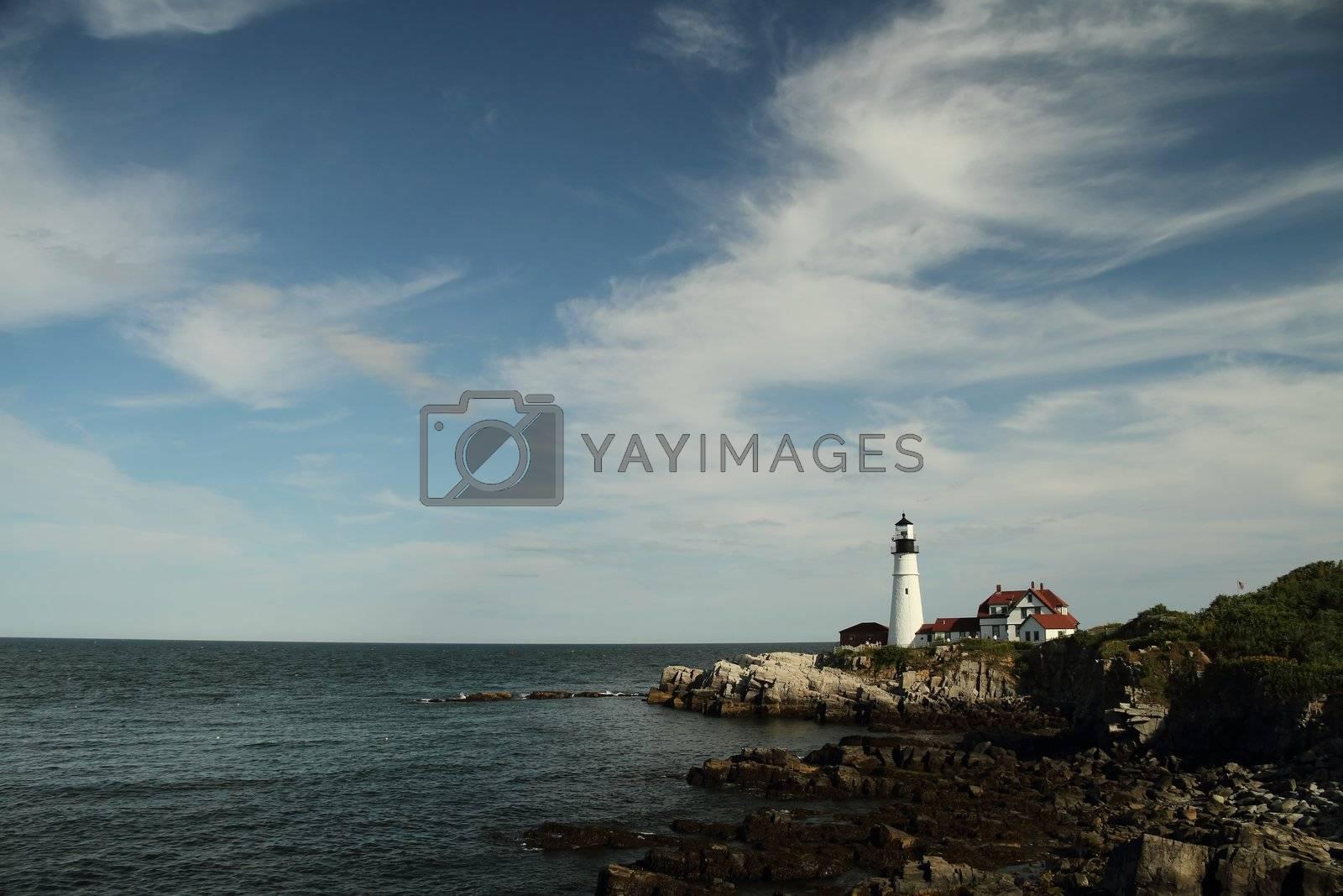 Royalty free image of Lighthouse by jasony00