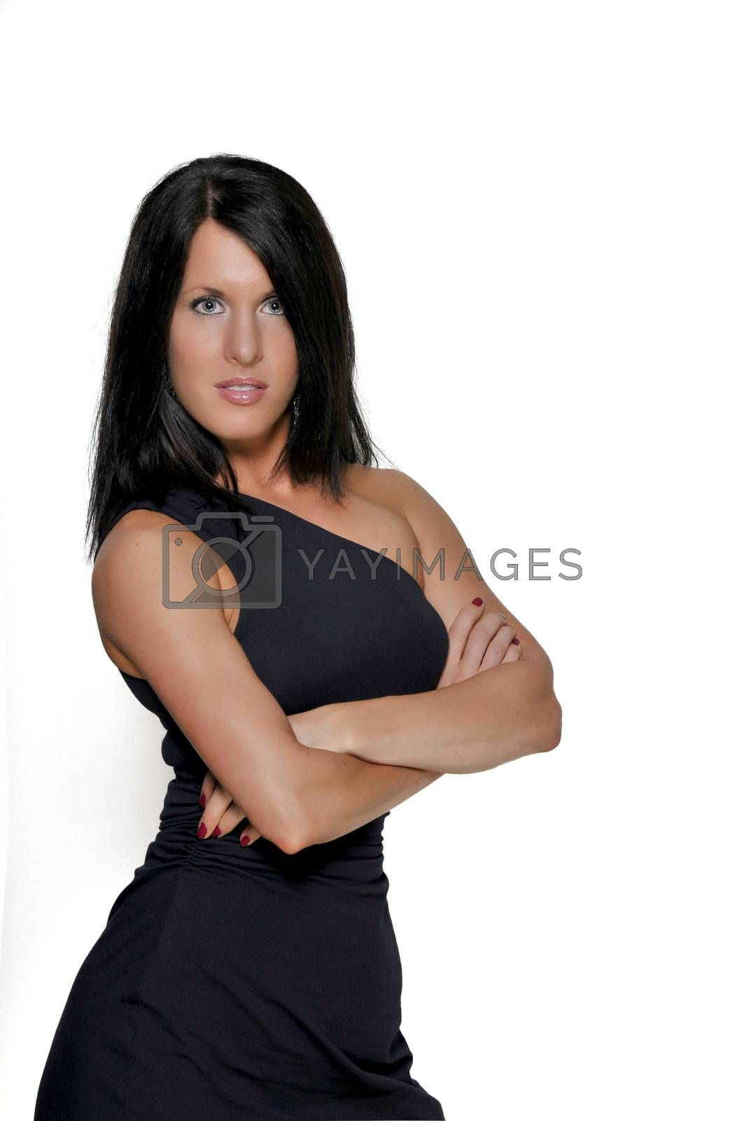Royalty free image of Beautiful Woman by robeo