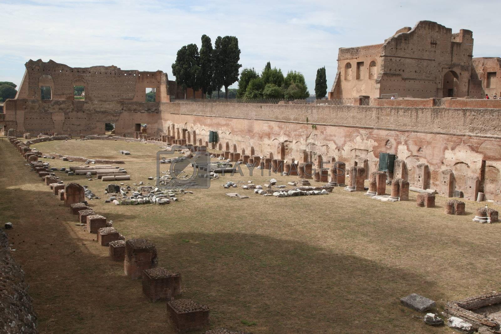 Royalty free image of Rome by MihaiDancaescu
