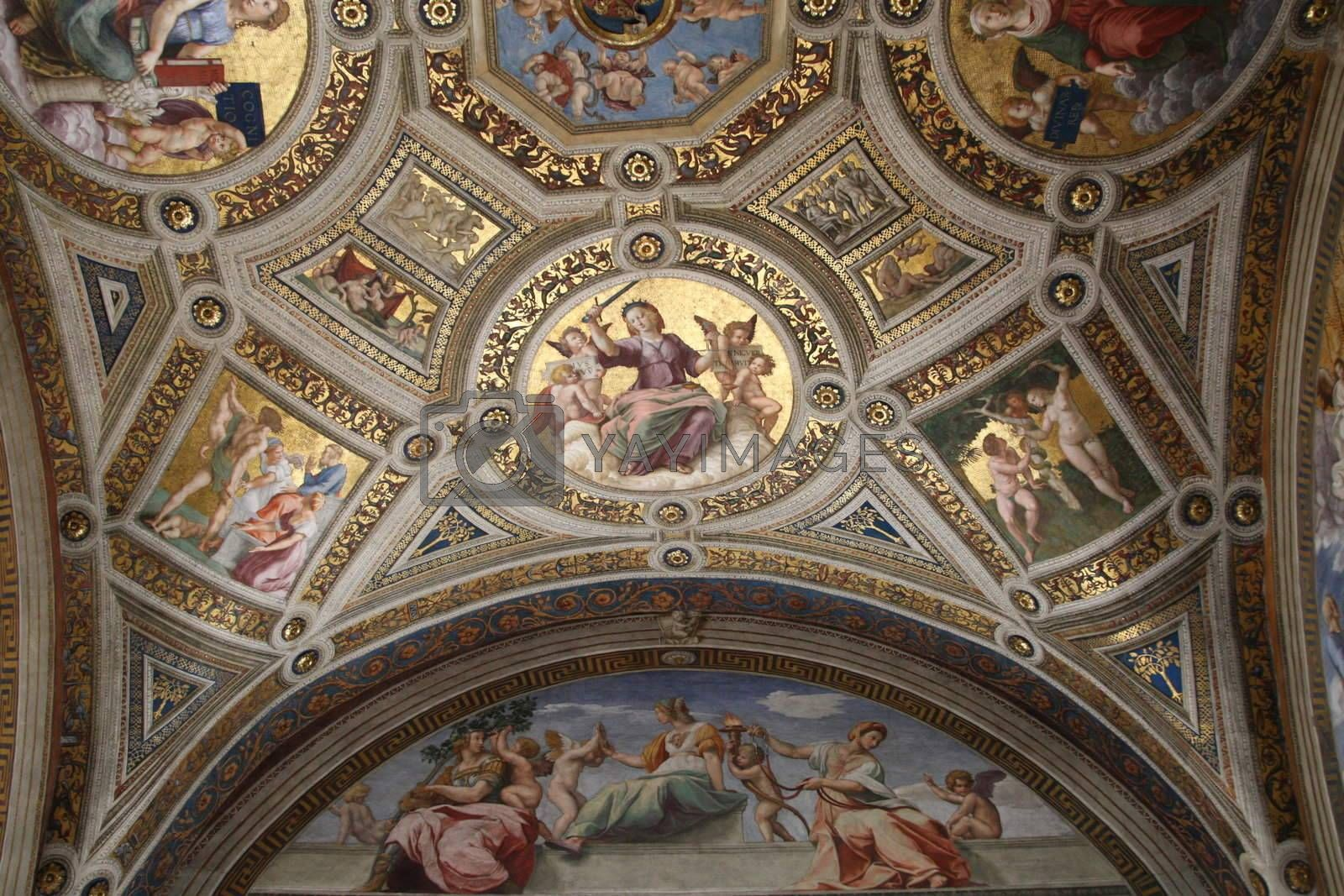 Royalty free image of Vatican - Rome by MihaiDancaescu
