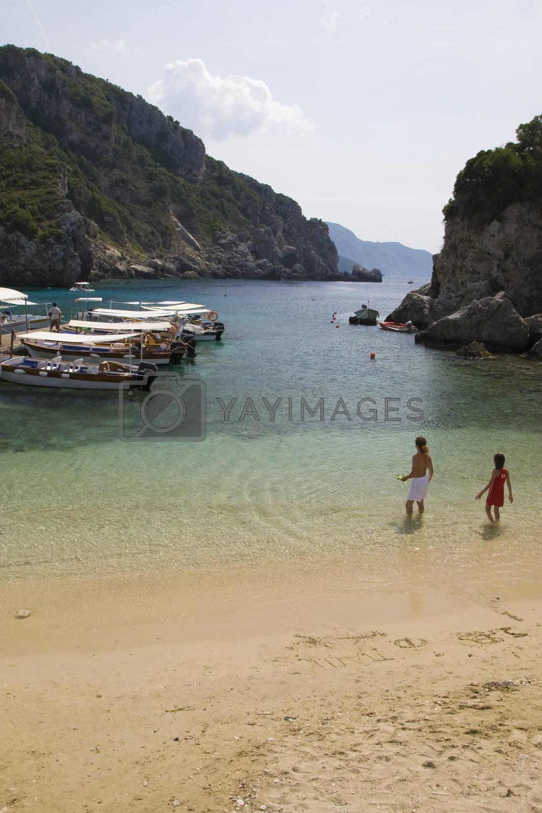 Corfu - Greece by MihaiDancaescu