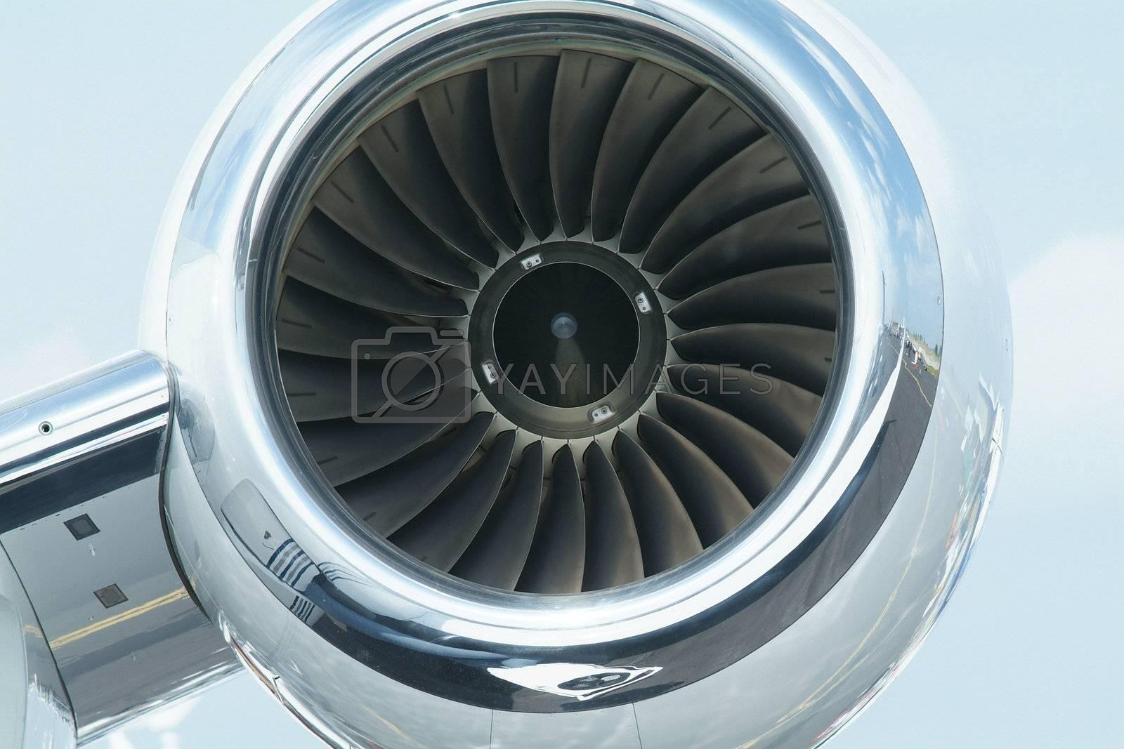 Jet engine by epixx