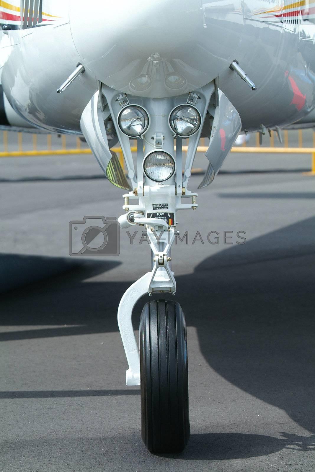 Landing gear of aircraft by epixx